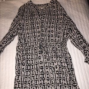 Ann Taylor Loft dress size large