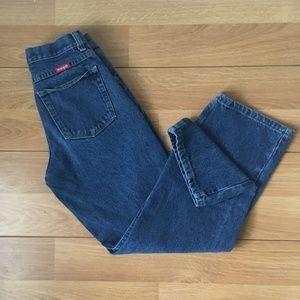 Wrangler vintage High Rise Denim Jean