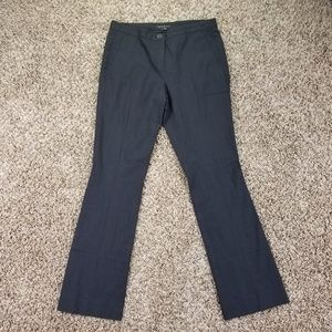 Theory Dress Pants Wool Womens Size 6 Straight Leg