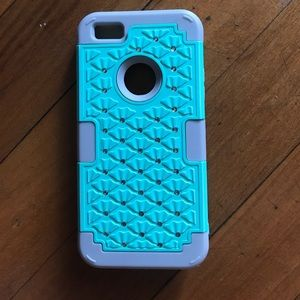 Free iPhone 5 case with any purchase