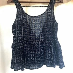 Cute Forever 21 Tank Top