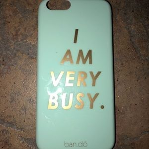 I am very busy iPhone 6 case!