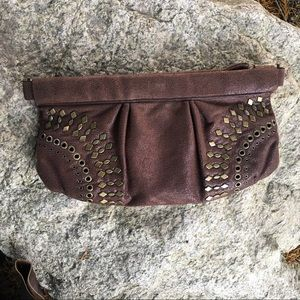 Aldo Embellished Clutched