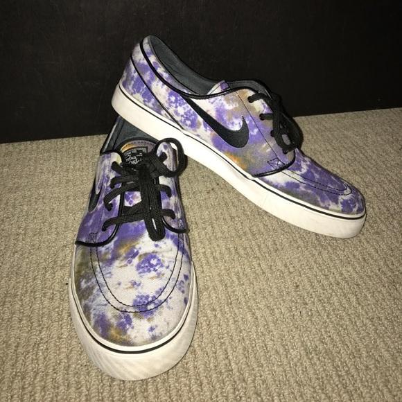 online retailer ea479 65c1c ... Nike SB Zoom Stefan Janoski Tie Dye Shoes. M 59ee676756b2d680f40ed2b8