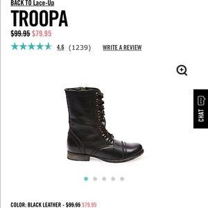 Steven Madden Troopa boot
