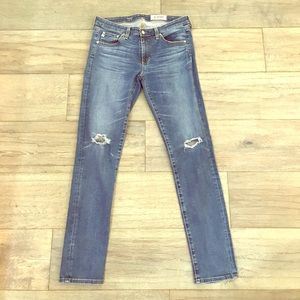 AG Jeans 'The Stilt' Cigarette Leg
