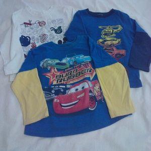 Other - 🌼 Bundle of 3 Long Sleeve Tshirts EUC