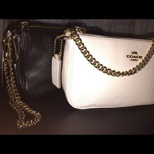 Coach Clutch purse/wristlet