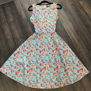 NWT IHOT garden dress, size M