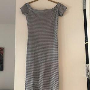 Bershka Midi Dress