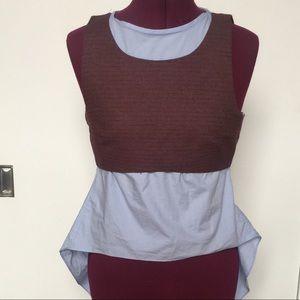 Women's Zara dress shirt