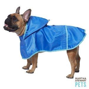 NWOT small dog Raincoat