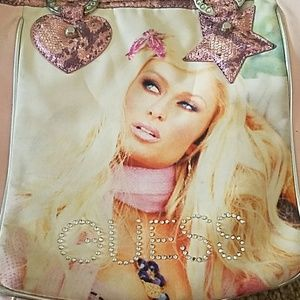Paris Hilton GUESS purse VINTAGE