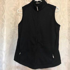 Black Nike Golf Vest size S
