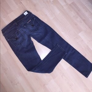 NWT Hudson Collin Flap Skinnies