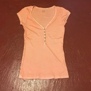 Guess Perfect Henley Top