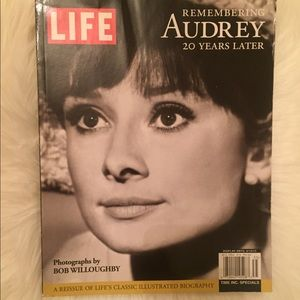 ✨🌻Life: Remembering Audrey 20 Years Later🌻✨