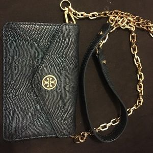 Tory Burch Alligator Crossbody Bag