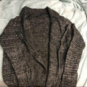 gap moto style cardigan sweater