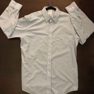 🎊🎉HP🎉🎊 WORN ONCE Brooks Brothers Regent Shirt