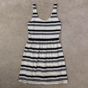 J Crew Cotton Striped Dress