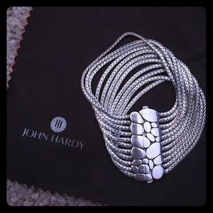 John Hardy 925 Silver Kali Bracelet **VERY RARE**