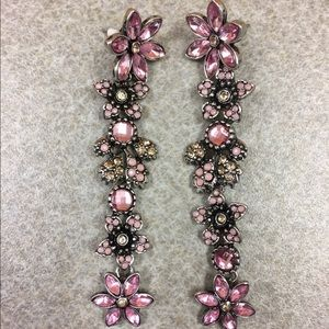 Jewelry - Pinkberry Statement Earrings