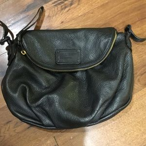 AUTHENTIC MARC BY MARC JACOBS BLACK CROSSBODY