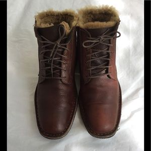 Johnston & Murphy boot 9.5
