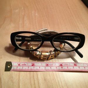 Auth Fendi Prescription Eyeglasses