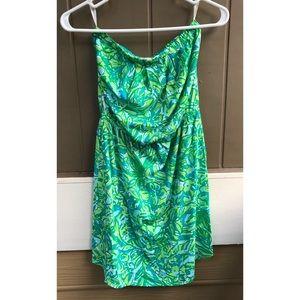 Lilly Pulitzer Sleeveless Summer Dress