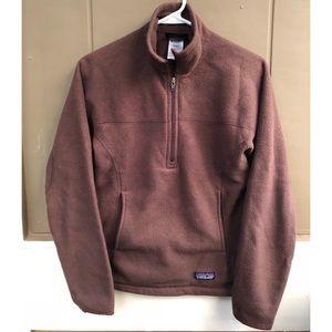 Brown Patagonia Fleece