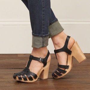 Dolce Vita Avaya Black Heel Sandal