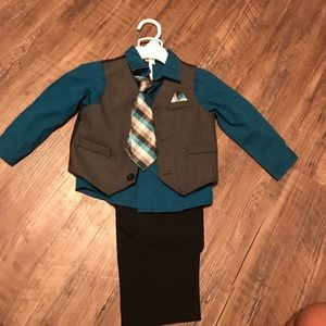 Other - Boys 24month suit with vest.