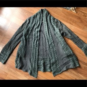 Knitted & Knotted Cozy Cardigan