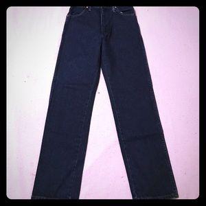 Wrangler vintage high waisted mom jeans size 7
