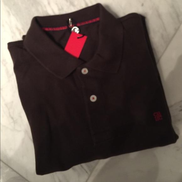 f47eb79c0 Carolina Herrera Shirts | Nwt Mens Polo | Poshmark