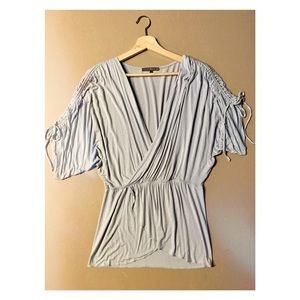 Chic Drapey Top