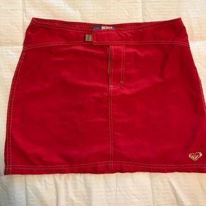 Roxy board swim-skirt size 7
