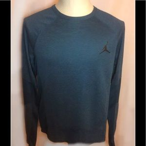 Air Jumpman Michael Jordan Training Shirt Teal L