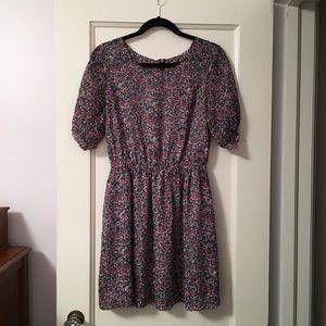 Ark & Co polka dot dress