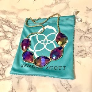 Rare Kendra Scott Connely Necklace
