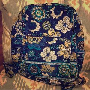 Vera Bradley Backpack - amazing condition!