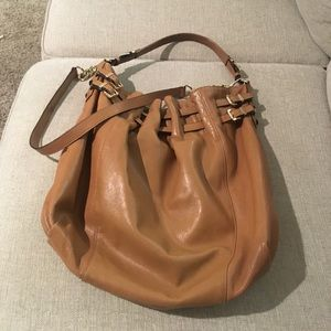 Michael by Michael Kors Leather Bag