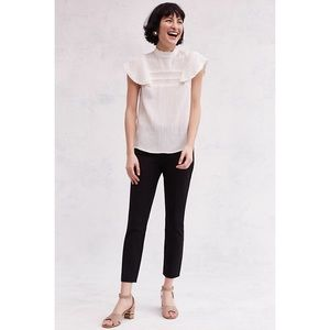 NWT Anthropologie The Essential Skinny Pants