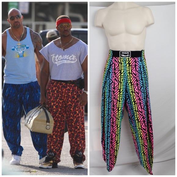 80s pants