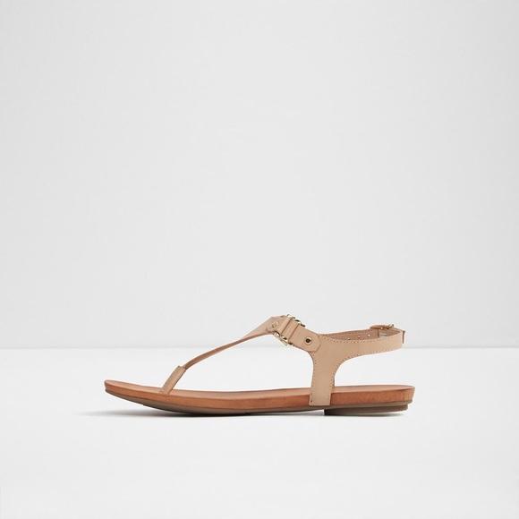 Aldo Shoes   Aldo Flat Sandals Teani