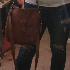 Fossil Long Live Vintage crossbody purse bag