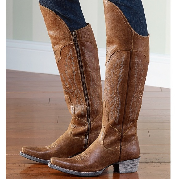 66172831e98 Ariat Shoes - Ariat Murrieta Cowgirl Boot in Brussels Leather