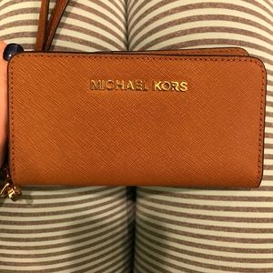 Michael Kors wallet/wristlet.